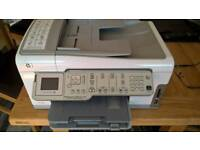 HP Printer and ink plus extra ink cartridges