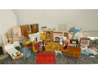 dolls house furniture Barton/Lundby/dol-toi etc. doing a clear out!
