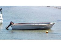 WANTED Aluminium Alloy boat 18 or 16 foot A.E.Freezer Workmaid