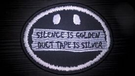 Novelty Embroidered Patch