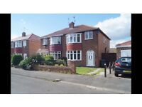 3 Bed Spacious Semi-Detached to Rent in Alvaston, DERBY.