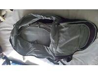 Vango Freedom 60+20 Litre Travel Backpack - purple, ladies (ideal for gapyear)