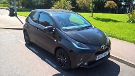 TOYOTA AYGO 2017 67 1.0 5 DOOR HATCHBACK MANUAL, 6195