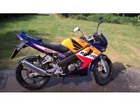 Honda CBR 125 - 2005 - Great Little Bike - Good Condition For Age - Runs Perfectly