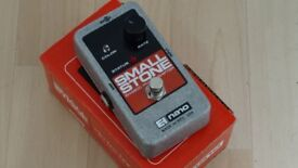 EHX Small Stone Phaser Pedal