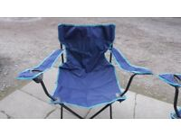 Fold Away Picnic Chair