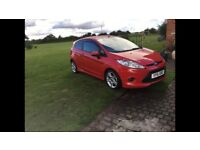 Ford Fiesta 1.6tdci LOW MILAGE! Bargain off the year!!