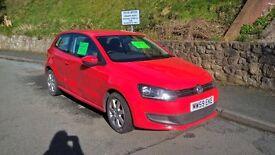 VW Polo, 2010, 56k, £2600