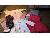 0-3 month girls bundle