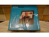 Amazon echo show (Brand new)