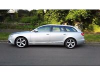 2010MY Audi A6 Avant 2.0 TDI S Line 170bhp 6 speed manual **MUST SEE** Estate not 520d