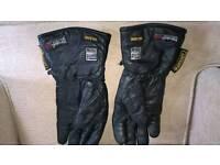 belstaff motorcycle gloves