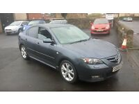 2009 mazda 3 sport 1 owner 1 years mot cheaper px welcome