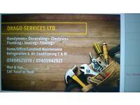 Home 🏠 House Office 🏢 Landlord Services Maintenance Repairs Decorating Plumbing Flooring Handyman