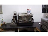 Coffee machine Compact Rancilio Espresso Machine