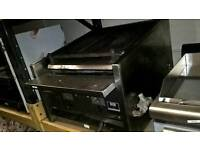 2 Burner archway charcoal grill