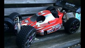 HPI TROPHY BUGGY NITRO POWER 3.5 FREE DELIVERY £80