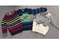 Gap Boys Sweater Bundle Size 4