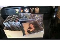 CD's various artists