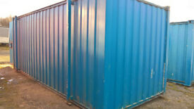 PORTABLE CABIN-21ft STEEL STORAGE CONTAINERS-SHIPPING CONTAINER