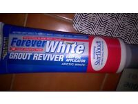 forever white grout reviver