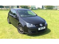 Vw Golf GT TDI Low mileage mk5