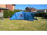 8 person tent £125