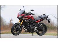 MT 09 Yamaha tracer 2015 .. PX ..