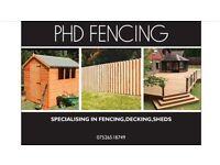 PHD FENCING LTD