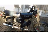 simson s51 enduro Black 1989