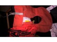Life jackets ( Surface)