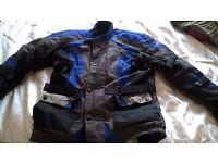 Buffalo motorbike jacket