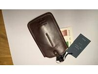 NEW John Lewis Leather Phone Pouch Smart Phone Cover