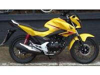 Almost Brand New Yamaha CBF 125 for Sale