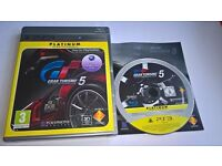 Gran Turismo 5 - Playstation 3 Game