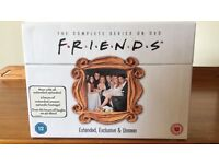 Hardly used Friends (collectors edition) complete DVD box set