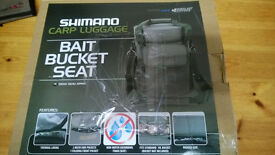 Shimano Bait Bucket Seat