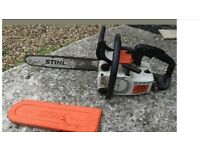 Wanted garden tools stihl