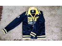Everlast black/yellow jacket