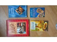 Italian cookery books