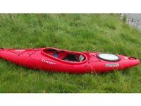Dagger Kayak Katana for sale  Blaenau Ffestiniog, Gwynedd