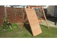 Garden gate 6ft x 3ft new