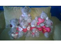 Tatty Teddy - From Me To You - Bundle - 8 Bears