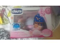CHICCO FIRST DREAMS GOODNIGHT STARS PROJECTOR 0+ months