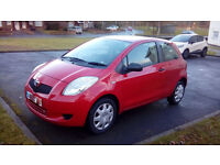 Reliable 2006 TOYOTA YARIS 998cc Red 3dr hatch(Great car to start with)ONO.