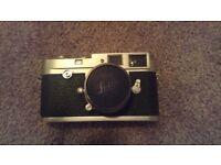 Leica M2 w/ 35mm f3.5