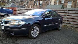 2005 Renault Laguna Dynamique 2.0 16v,auto,fsh