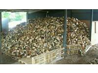 QUALITY SEASONED LOGS at FAIR PRICES FREE BAG OF KINDLE WITH EVERY ORDER YES FREE