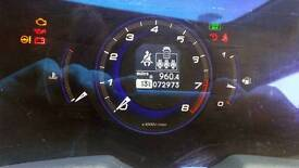 Honda civic 1.8 type s