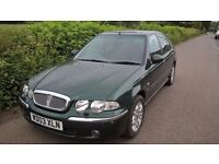 2003 Rover 45 Club 1.8 4 Door Saloon in very good condition and well maintained.